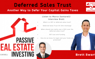 Deferred Sales Trust | Passive Real Estate Investing Podcast