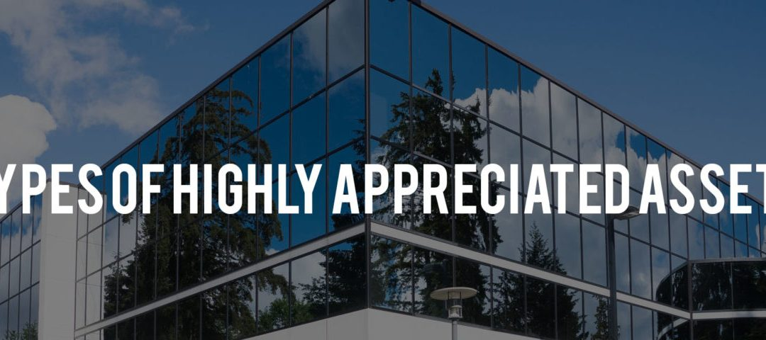 What Types of Highly Appreciated Assets Does the Deferred Sales Trust Work For?