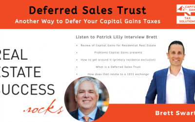 Deferred Sales Trust | Real Estate Success Rocks
