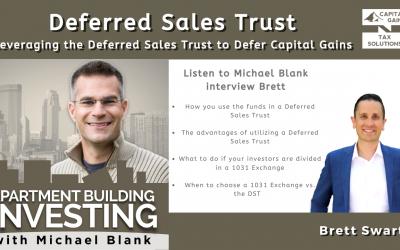 Deferred Sales Trust |  Apartment Building Investing Podcast