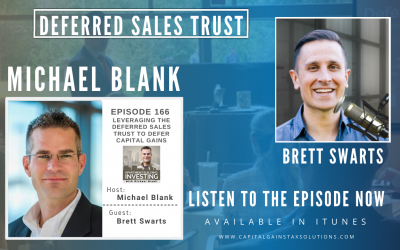 Deferred Sales Trust |  Apartment Building Investing Podcast