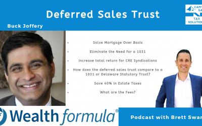 Buck Joffery – 170: HOW TO DEAL WITH CAPITAL GAINS TAXES!- Deferred Sales Trust