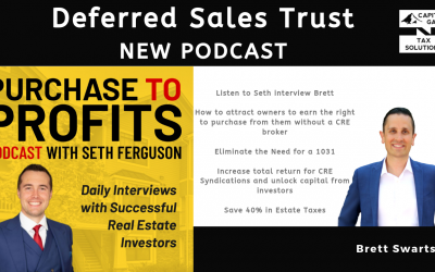 Seth Ferguson – Purchase to Profits Show- Deferred Sales Trust