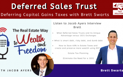Deferred Sales Trust | The Real Estate Way to Wealth and Freedom