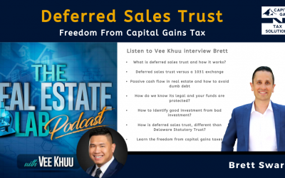 Deferred Sales Trust | The Real Estate Lab Podcast