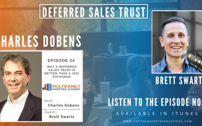 Deferred Sales Trust | Multifamily Investing Podcast