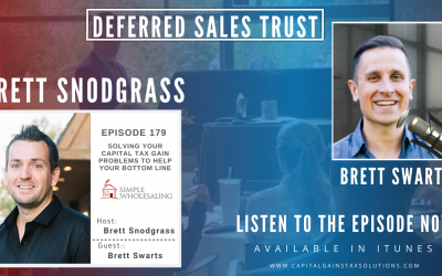 Deferred Sales Trust | Simple Wholesaling