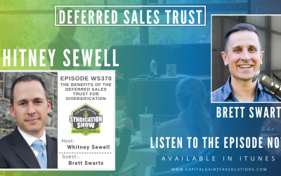 Deferred Sales Trust | The Real Estate Syndication Show
