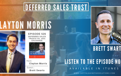 Deferred Sales Trust | Invest in Real Estate Podcast