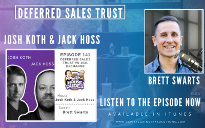 Deferred Sales Trust | House Dudes Podcast