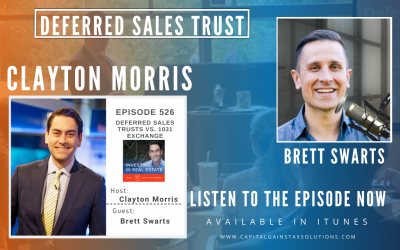 Deferred Sales Trust | Invest in Real Estate Podcast (Part1)