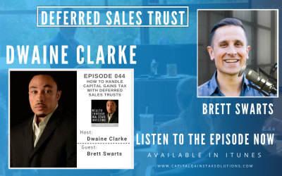 Deferred Sales Trust | Wealth Through Real Estate Investing