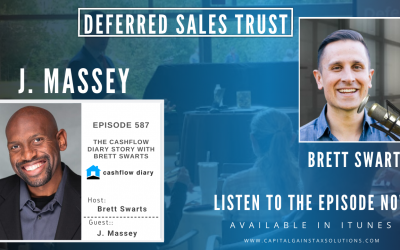 Deferred Sales Trust | The Cashflow Diary Story with Brett Swarts