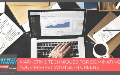 Marketing Techniques For Dominating Your Market With Seth Greene