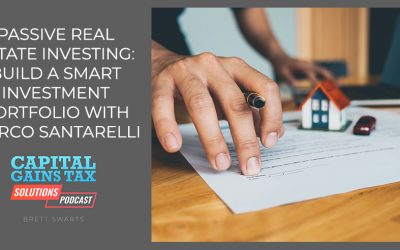Passive Real Estate Investing: Build A Smart Investment Portfolio with Marco Santarelli