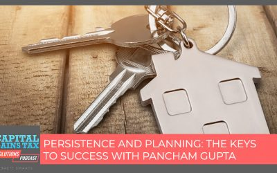 Persistence and Planning: The Keys to Success with Pancham Gupta