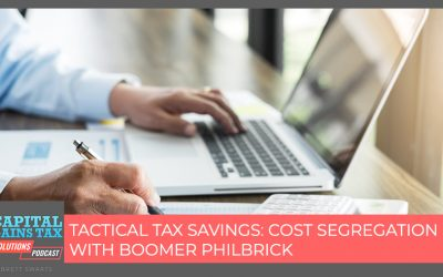 Tactical Tax Savings: Cost Segregation With Boomer Philbrick