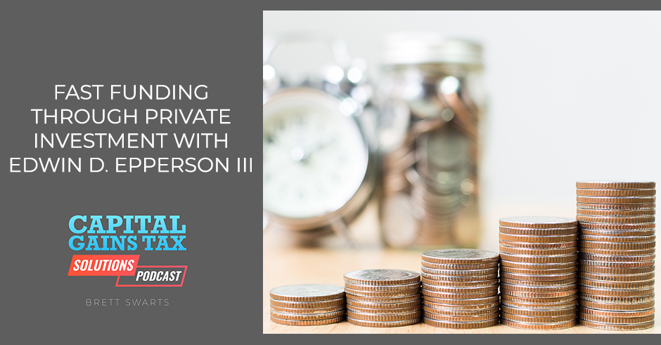 CGT 22 | Private Investment