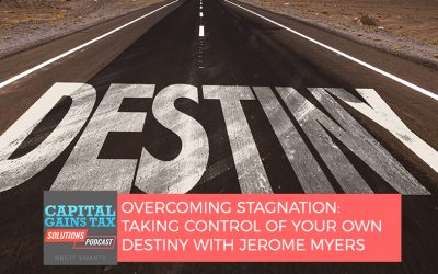 Overcoming Stagnation: Taking Control of Your Own Destiny with Jerome Myers