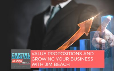 Value Propositions and Growing Your Business with Jim Beach