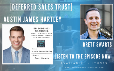Deferred Sales Trust | The Passion First Podcast