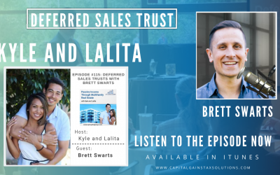Deferred Sales Trust | Passive Income Through Multifamily Real Estate Podcast