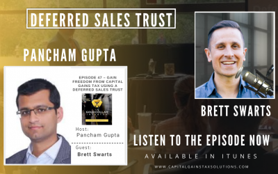 Deferred Sales Trust | The Gold Collar Investor Podcast