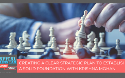 Creating A Clear Strategic Plan To Establish A Solid Foundation With Krishna Mohan