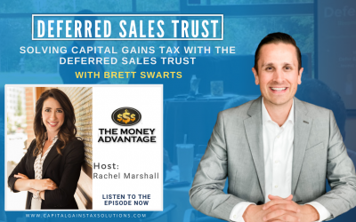 Deferred Sales Trust | SOLVING CAPITAL GAINS TAX WITH DEFERRED SALES TRUST