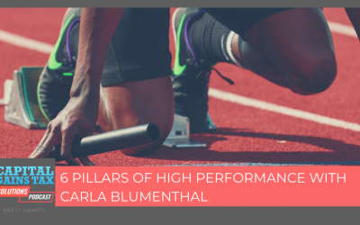 6 Pillars Of High Performance With Carla Blumenthal