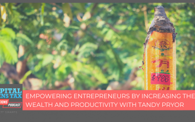 Empowering Entrepreneurs By Increasing Their Wealth And Productivity With Tandy Pryor