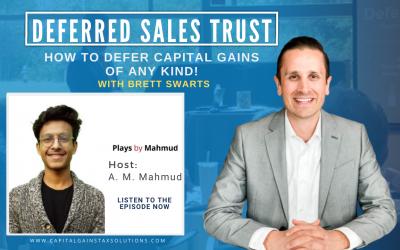 Deferred Sales Trust | Plays by Mahmud