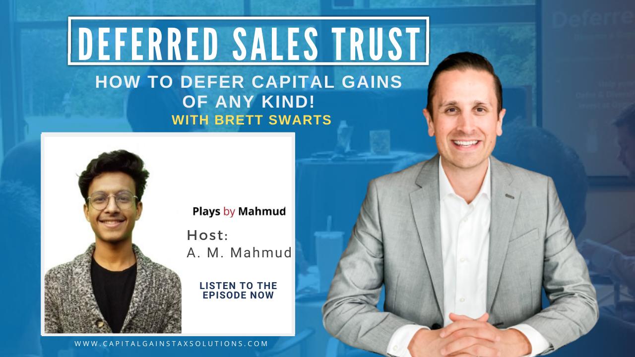 Deferred Sales Trust   Plays by Mahmud