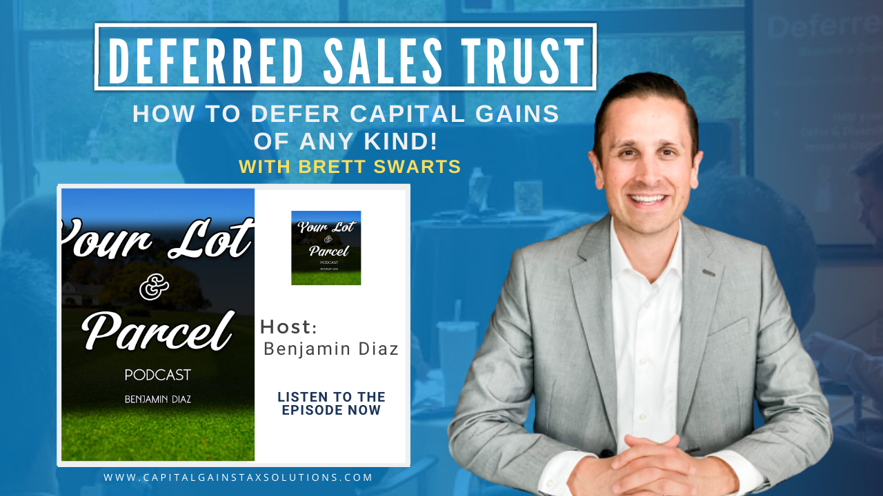Deferred Sales Trust   Your Lot and Parcel