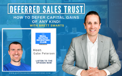 Deferred Sales Trust | The Real Estate Investing Club
