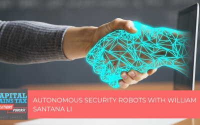 Autonomous Security Robots with William Santana Li
