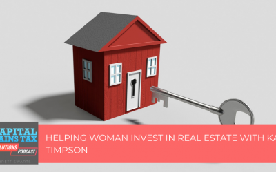 Helping Woman Invest in Real Estate with Kat Timpson