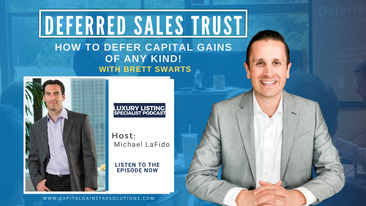 Deferred Sales Trust | Luxury Listing Specialist