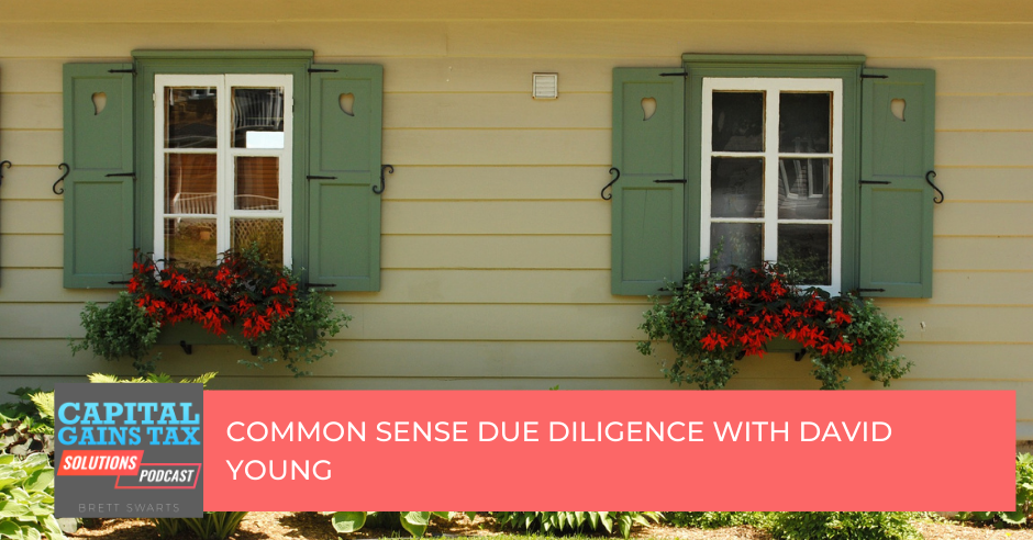 Common Sense Due Diligence with David Young