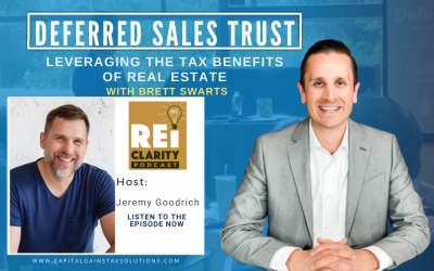 Deferred Sales Trust | Leveraging the Tax Benefits of Real Estate