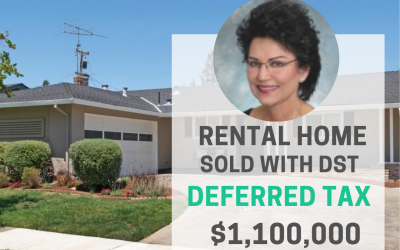Compass South Bay Area Realtor used a 'Deferred Sales Trust' to pave a road to sell her rental without needing a 1031 Exchange.