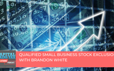 Qualified Small Business Stock Exclusions with Brandon White