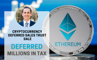 """Can I save capital gains tax when selling cryptocurrency? The answer is, """"yes."""""""