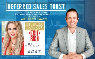 Deferred Sales Trust | Exit Rich