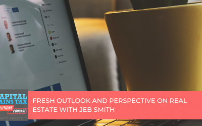 Fresh Outlook and Perspective on Real Estate with Jeb Smith